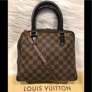 Authentic Louis Vuitton Damier Ebene Brera